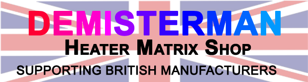Demisterman Heater Matrix shop Top Quality products at low prices
